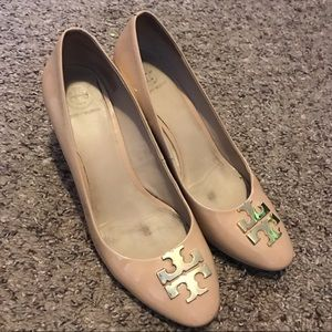 Tory Burch used shoes 8.5